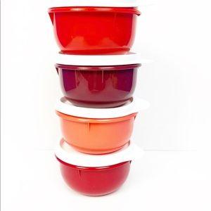 COPY - New!!! Tupperware Mini mixing bowls